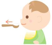 離乳食初期 5~6ヵ月頃 | 教えて!離乳食のコツ | キユーピー