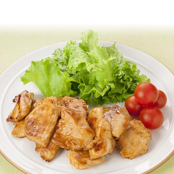 鶏むね肉のてりマヨ焼き
